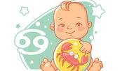 5 характерни черти на дете зодия Рак
