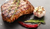 Свински пържоли с марината