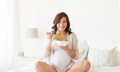 Как да свалите здравословно килограми по време на бременност