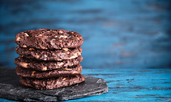 Бисквити с шоколад и без брашно