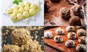 Изкушаващи рецепти за домашни бонбони