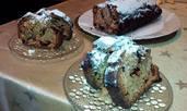Арабски кекс със сладко и канела