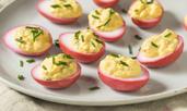 Великденски фаршировани яйца