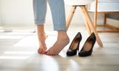Домашни средства при лоша миризма на краката