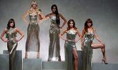 Супермодели от 90-те на ревю на Versace (галерия)