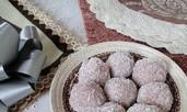 Домашни бонбони с кокос