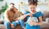 Неща относно парите, които не трябва да казвате на децата