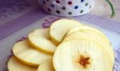 Ябълков чипс – здравословна мини закуска