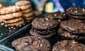 Шоколадови сладки без брашно