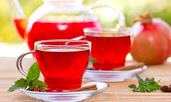 Чай от нар с мед