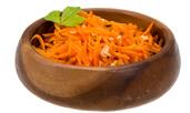 Тайландска морковена салата