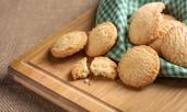 Маслени бисквити с ванилия
