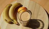 Видео рецепта за смути с праскови