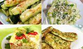 10 летни рецепти с тиквички