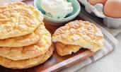 Облачни хлебчета без брашно