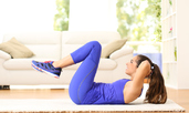 Упражнения за здрави коремни мускули вкъщи