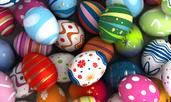 Боядисваме яйца и на Велика събота