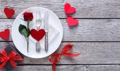 Меню за романтична вечеря според зодията