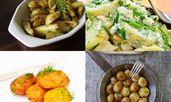10 пролетни рецепти с пресни картофи