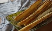 Видео рецепта: Гризини със семена