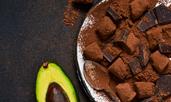 Домашни бонбони с авокадо и шоколад