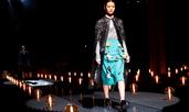 Дантела и кубинки в колекцията на Prada