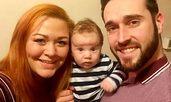 """3-месечно бебе изуми света, като каза на баща си """"Hello"""""""