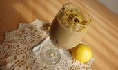 Видео рецепта: Ашуре с орехи и стафиди