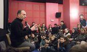 Димитър Маринов към студентите в НАТФИЗ: Не си завиждайте, работете заедно