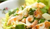 Витаминозна салата с риба