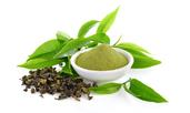 Зелен чай при косопад