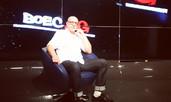 Треньорът по бокс при мъжете – тази неделя в студиото на BOEC.BG