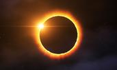 Слънчево затъмнение в  Рак – 21 юни