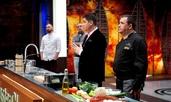 Chef Слави Бучков дава  готварски уроци  в MasterChef