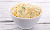 Разядка с яйца и сирене