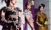 Колекция на Dolce&Gabbana, вдъхновена от черешовия цвят (галерия)