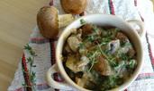 Видео рецепта: Гъбен сос с масло