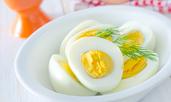 Колко време издържат твърдо сварените яйца?