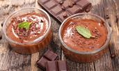 Шоколадов мус с три съставки
