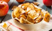 Как да си направите ябълков чипс?