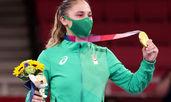 21-годишната Ивет Горанова донесе олимпийско злато за България
