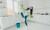 5 начина да почистите кухнята за 5 минути