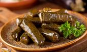 Вкусни рецепти за лозови сарми