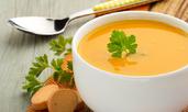 Видео рецепта: Морковена крем супа