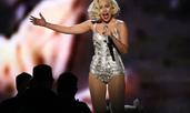 Как Лейди Гага сваля килограми?