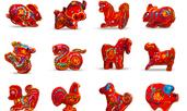 Камъни за късмет според китайския зодиак