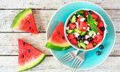 Плодове и зеленчуци, които да хапвате през лятото