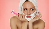 Дермапланинг или трябва ли жените да бръснат лицето си?