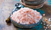 Как да спрете главоболието с хималайска сол