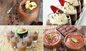 Рецепти за шоколадов крем и мус